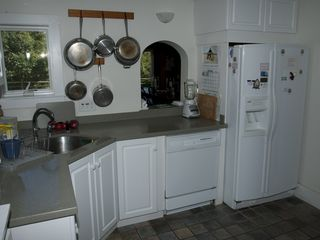 Edgartown cottage photo - Kitchen