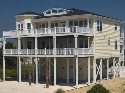 This Spectacular NEW '07 2nd Row Home is one of the Largest on OIB!!