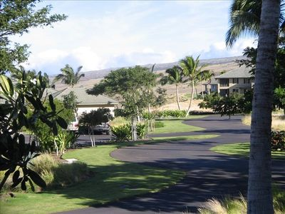 Stroll Wai'ula'ula and enjoy the expansive Kohala Mountains to the north.