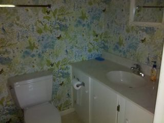 Christmas Cove house photo - .Bathroom on first floor for bedroom #1 and #2