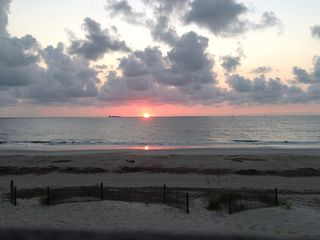 Tybee Island condo photo - Sunrise- again