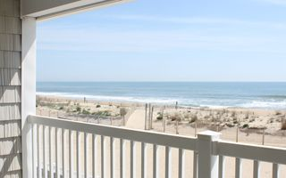 Ocean Colony Ocean City townhome photo - View from 2nd floor large balcony