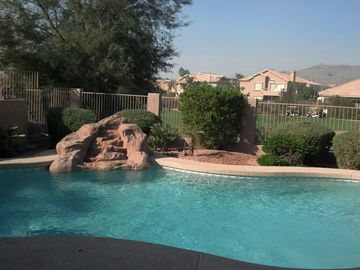Ahwatukee house rental - refreshing pool