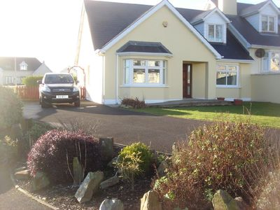 County Donegal chalet rental - Outside house and garden