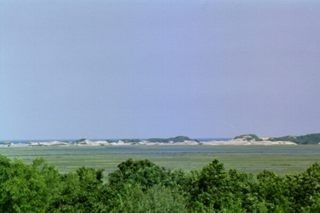 Barnstable house photo - Our view of Barnstable Harbor & Sandy Neck.