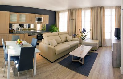 Newly renovated holiday apartments in Prades, near Perpignan, France