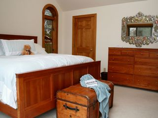 Barnstable house photo - Master Suite with King Bed