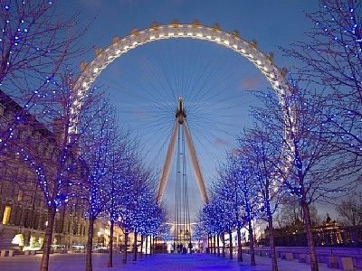 Pimlico apartment rental - The London Eye