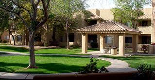 Chandler condo photo - Your spacious patio view