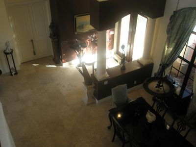 Front Foyer From Loft