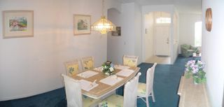 Hampton Lakes villa photo - Enjoy formal dining with friends and family