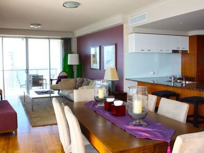Surfers Paradise apartment rental