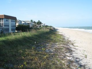 Vero Beach condo photo - Our beach and building