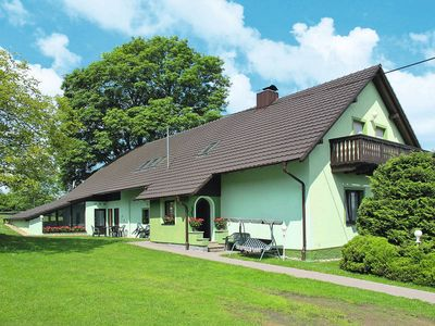 Vacation home Haus Polivka  in Hurka u Nemcice, Bohemian Forest / Sumava - 10 persons, 4 bedrooms
