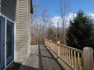 Canaan Valley house photo - Front Deck