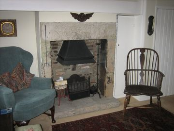 Croft Cottage sitting room