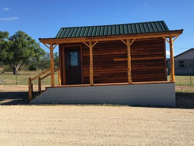 Crooked Creek Ranch Cabin 1