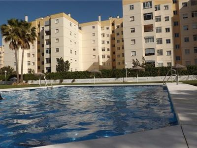 Apartment for 5 people, with swimming pool, in Fuengirola