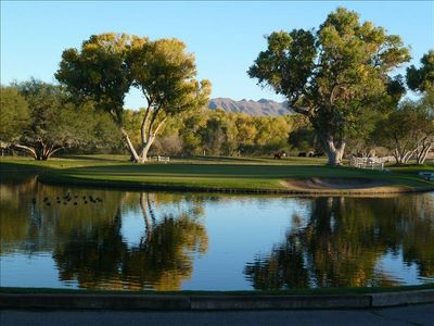 Tubac boasts a gorgeous 18-hole golf course just a few minutes away.
