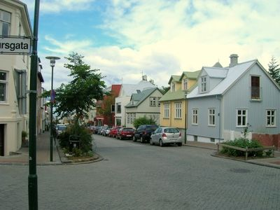 Apartment in a historic house in the center of Reykjavik