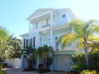 Only 130 Steps Away From Anna Maria Island's Beautiful Beaches