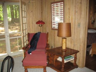 Bellaire / Shanty Creek cottage photo - Sitting area