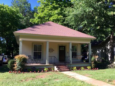 Charming house centrally located minutes from SFA campus and historic downtown.