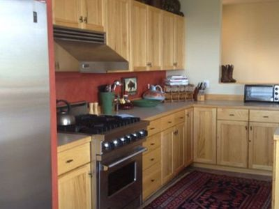 Big Sky townhome rental - Full Kitchen, Complete with Cookware & Eatery