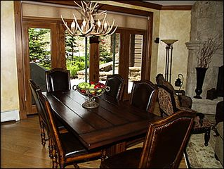 Avon condo photo - Dining Room