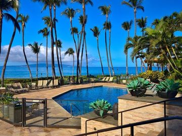 Mana Kai Maui Resort Pool - Just Renovated