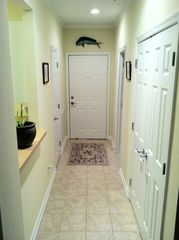 Rehoboth Beach condo photo - Ceramic tile in hall entrance and kitchen