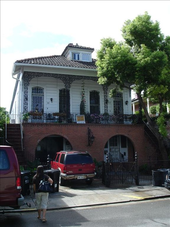 Vacation Apartment Rental New Orleans French Quarter