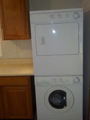 Hawley apartment photo - Washer/Dryer in Kitchen