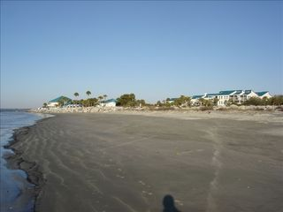 Seabrook Island condo photo - Great Beach Access directly across from the Villas
