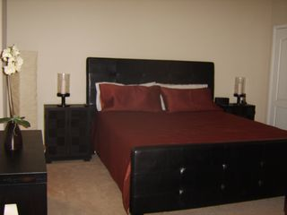 Las Vegas condo photo - California King in Master Bedroom & 36 inch television