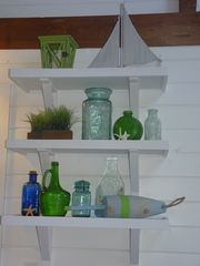 Ogunquit house photo - kitchen seaside decor