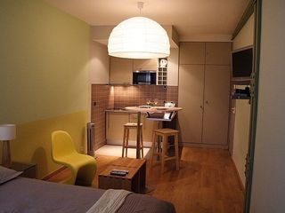 1st Arrondissement Louvre apartment photo - Fully renovated