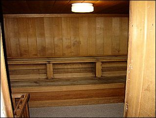 Breckenridge condo photo - Shared Sauna