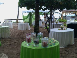 Rincon estate photo - Great for Beachfront weddings and or events