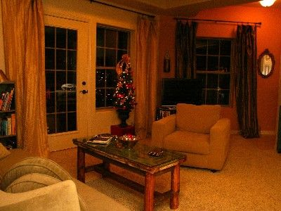 Las Cruces condo rental - Cozy Christmas in Sofia's Suite