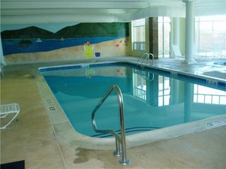Moneta condo photo - Indoor Pool