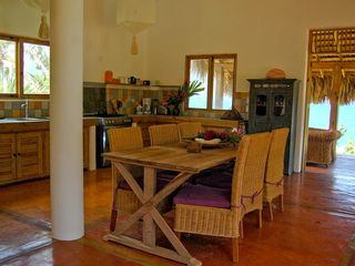 Samana villa photo - Indoor Dining
