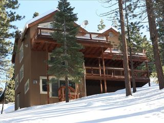 Montgomery Estates House Rental: Luxury South Lake Tahoe Cabin ...