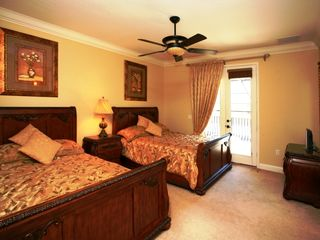 Formosa Gardens villa photo - Family Master Suite - 2 x Queen beds - Private Balcony