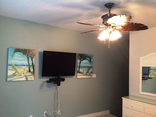 South Padre Island condo photo - HDTV on 3rd Floor