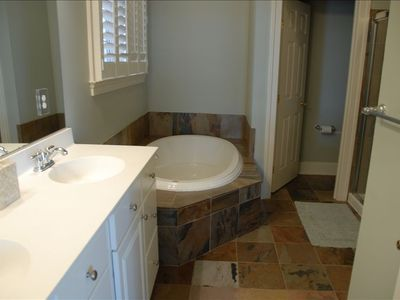 """SouthPointe"" Master Bath w/ soaking tub"