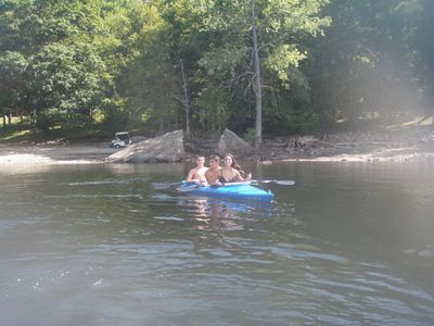 Wilmington house rental - Kayaking