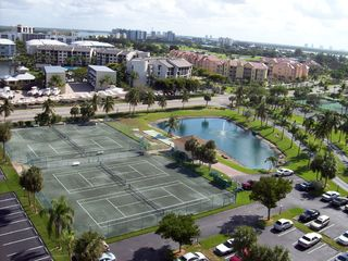 Fort Myers Beach condo photo - An ideal resort for the tennis lover.