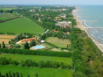 Beach And Country Resort Dune Agriturismo On The Coast With Pool And Restaurant