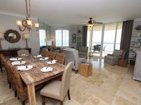 Beach Colony East Penthouse 16B- Gulf Front unit with amazing views!